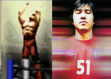 Super Fire Pro Wrestling Special i jego twórca.