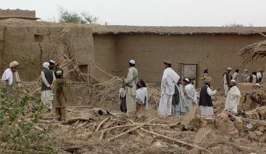 Tote bei mutma?±lichem Drohnenangriff der USA in Pakistan