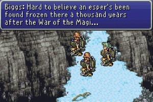 """""""Final Fantasy VI Advance"""" na GBA, czyli jak FF6 weszła w XXI wiek."""