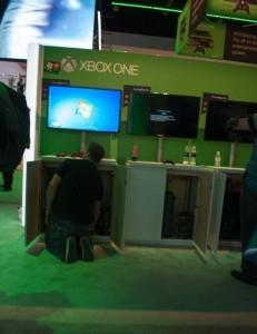 """""""Jak to, to nie jest Xbox? Oszukali mnie, banda złodziei, decydentów!"""""""