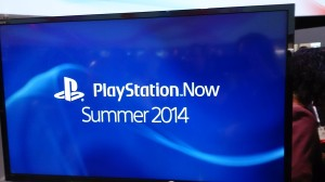 PlayStation Now Summer 2014