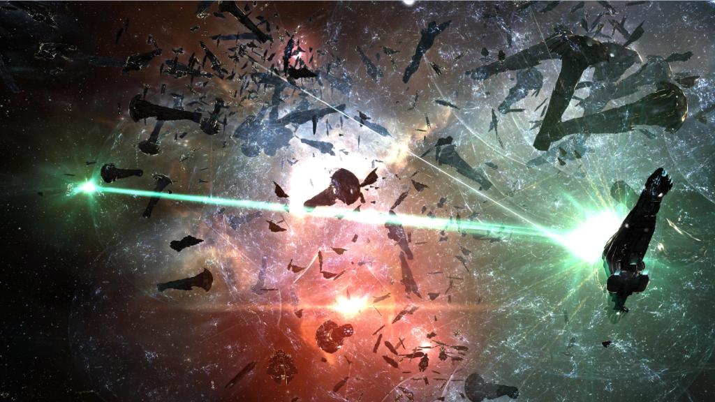 """Bitwa o układ B-R5RB, """"EVE Online"""""""