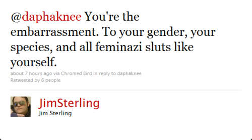 Jim_Sterling_feminazi_slut