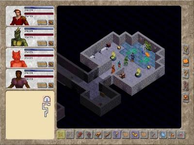 Wczesne gry firmy Spiderweb Software czyli indie, które nie wiedziało, że jest indie.