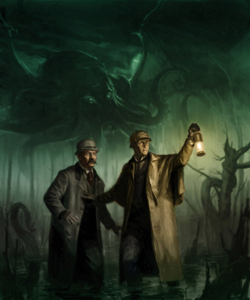 Lovecraft_8_sherlock_the_awakened