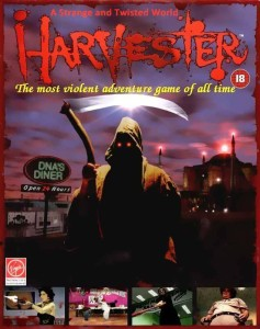 harvester okladka