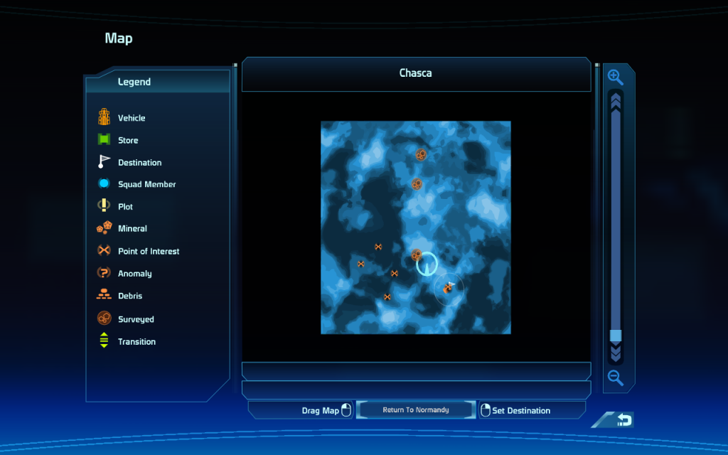 ME1 - minerals on the map
