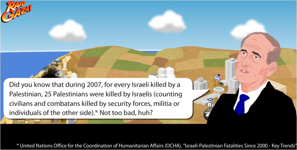 """""""Raid Gaza"""""""