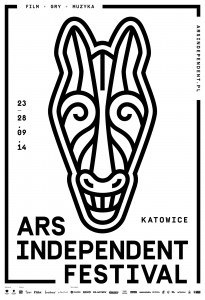 Plakat teaserowy - Ars Independent 2014
