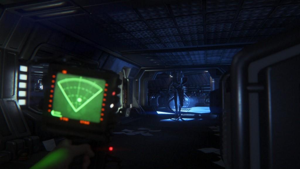 Screen z gry Alien: Isolation