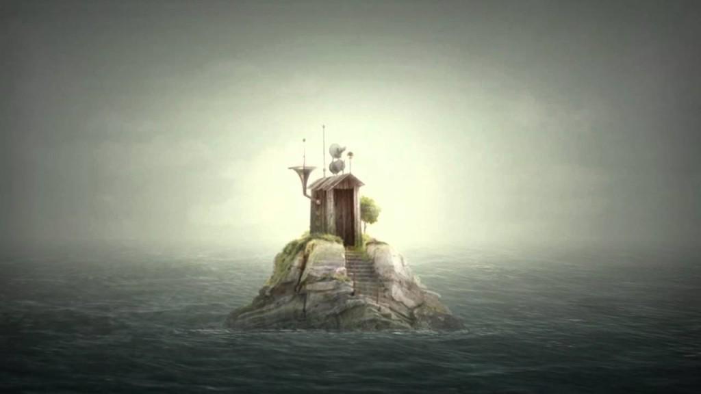 The Sailor's Dream. Nasłuchiwanie głosów morza.